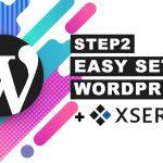 ステップ2 初心者でも安心!国内No1.レンタルサーバー『XSERVER』にWordpressを設置してみよう!〜Wordpressのインストール〜
