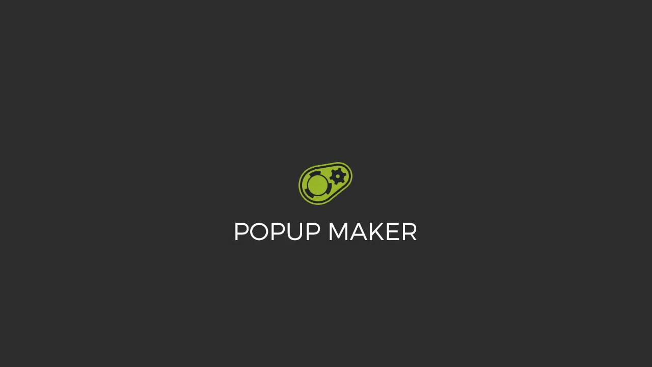 popup maker demo screen shot