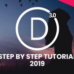 初心者のためのWordPressで作るウェブサイト作りwith DIVI【2019年版】Vol.2 ビジュアルビルダーの基本操作